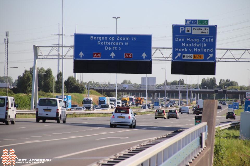 Record aantal kilometers met personenauto in 2019