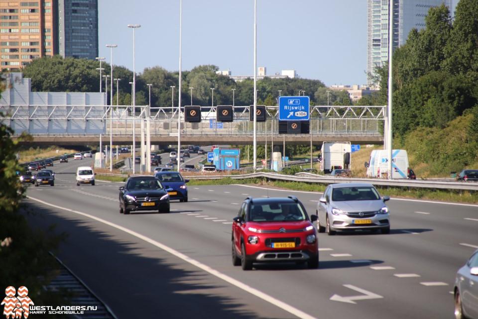 Drukte op rijkswegen vanwege wegwerkzaamheden dit weekend