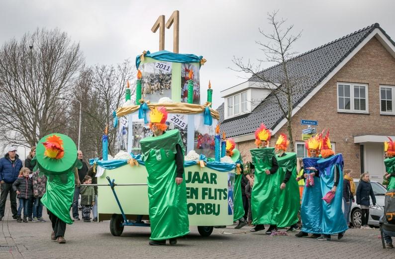 Doe mee aan de carnavalsoptocht De Lier