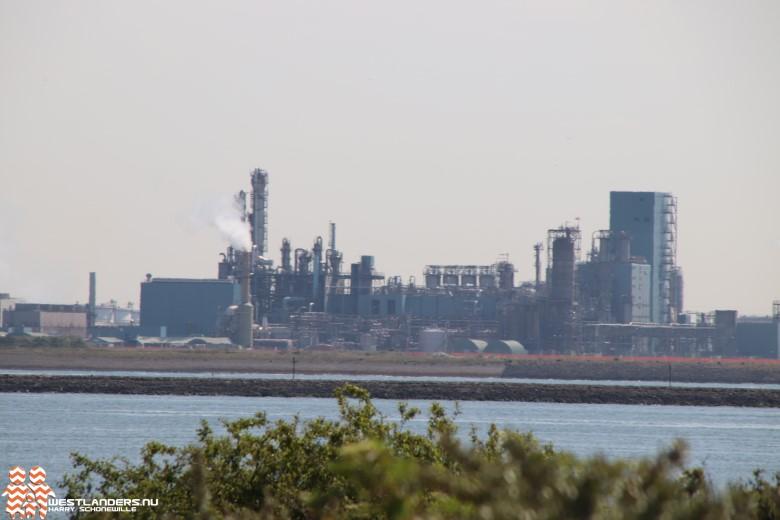 Klachten over kolenstof in Hoek van Holland