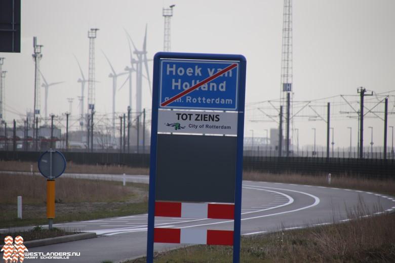 Verlengde Hoeksebaan geopend voor verkeer