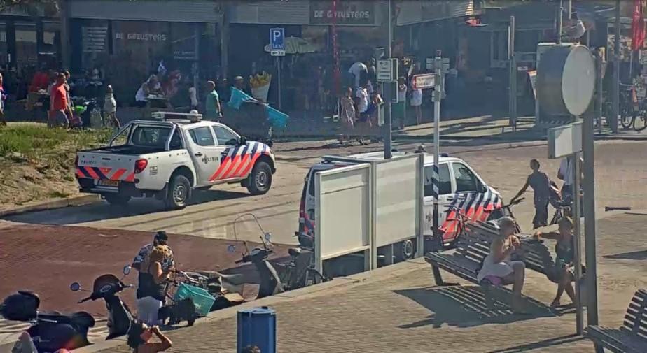 Medewerker Hoeks strandpaviljoen mishandeld