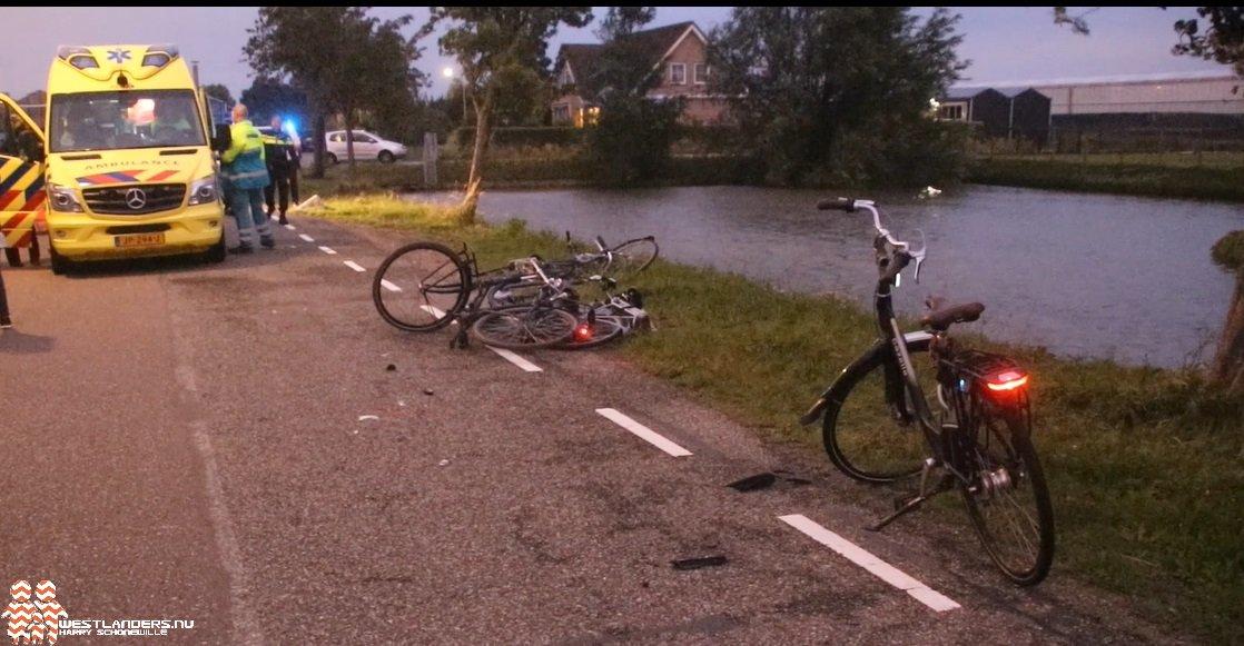 Fietser ernstig ongeluk Broekpolderlaan overleden