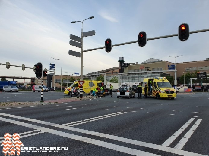 Polen gewond na ongeluk Middel Broekweg