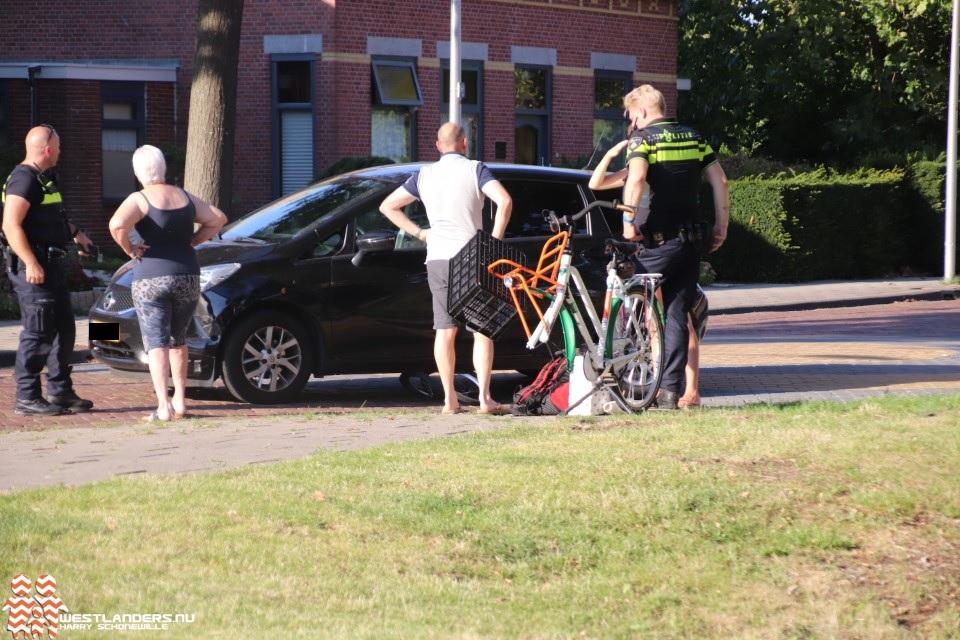 Fietsster gewond na ongeluk Endeldijk