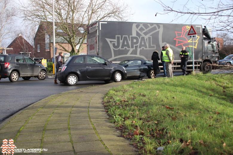 Ongeluk aan de Dijkweg