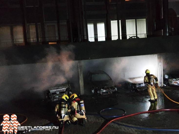 Onderzoekteam voor brand in Den Haag opgeschaald