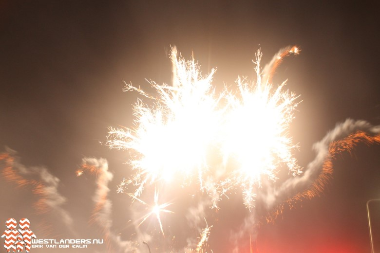 Stand van zaken vuurwerkoverlast in Maassluis