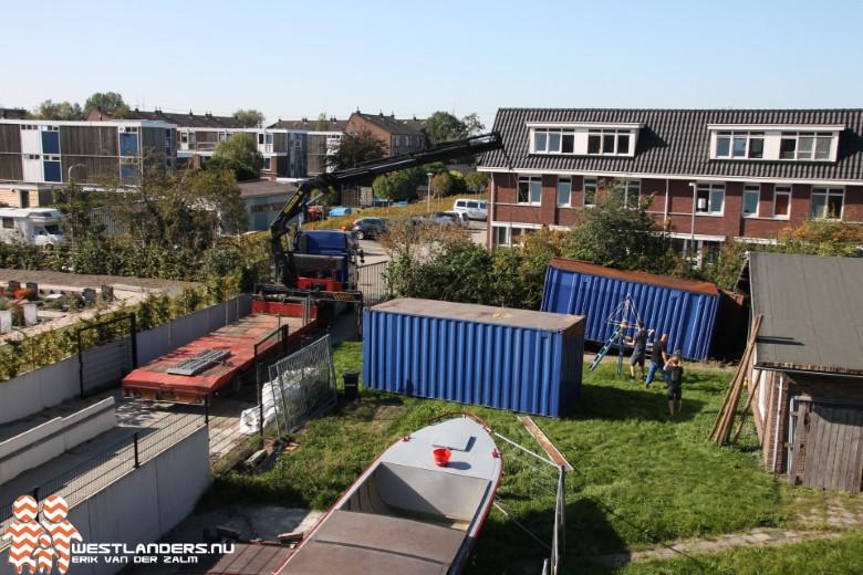 Uitbreiding begraafplaats in Den Hoorn