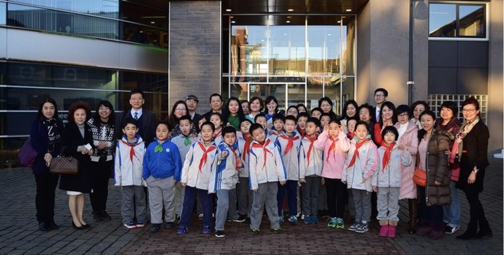 Chinese school zegt ontmoeting met Bernadetteschool af
