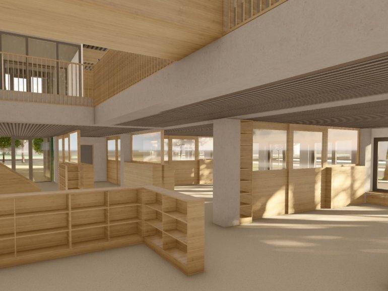 Vervangende nieuwbouw voor basisschool de Achtsprong