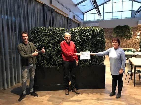 Bazar Ontmoetingskerk Naaldwijk 2020 groot succes!