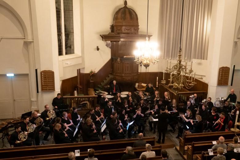 Harmonieorkest brengt Wateringen in Weense sferen