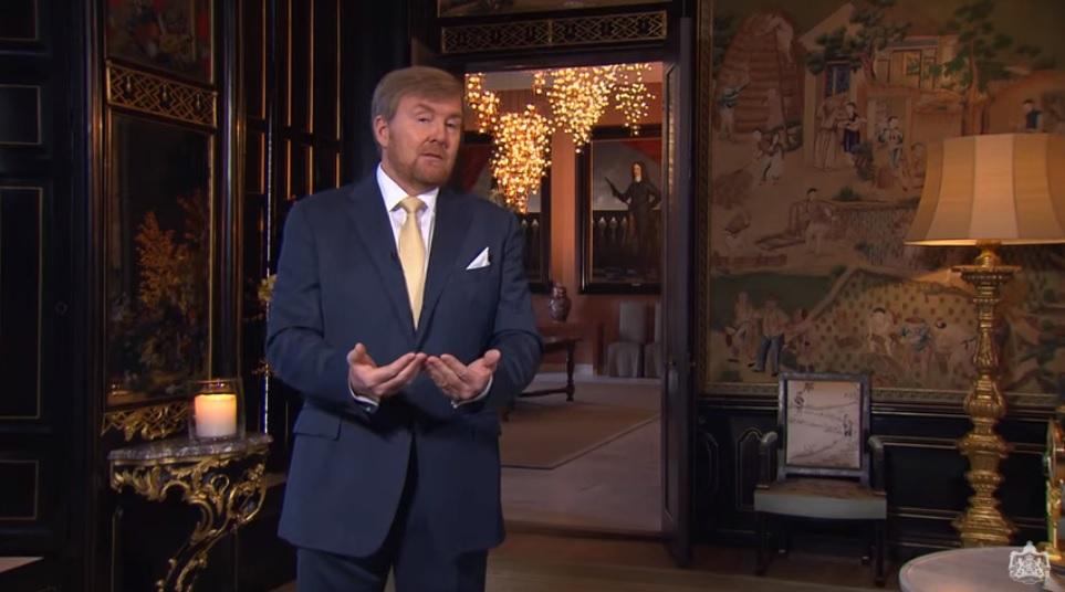 Kersttoespraak van Koning Willem Alexander