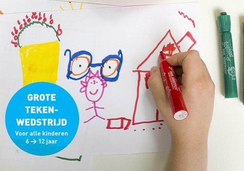 Tekenwedstrijd om bewoners Middin op te vrolijken