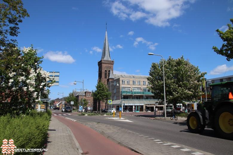 Stand van zaken Kastanjehof en parkeerplaatsen Kerkstraat