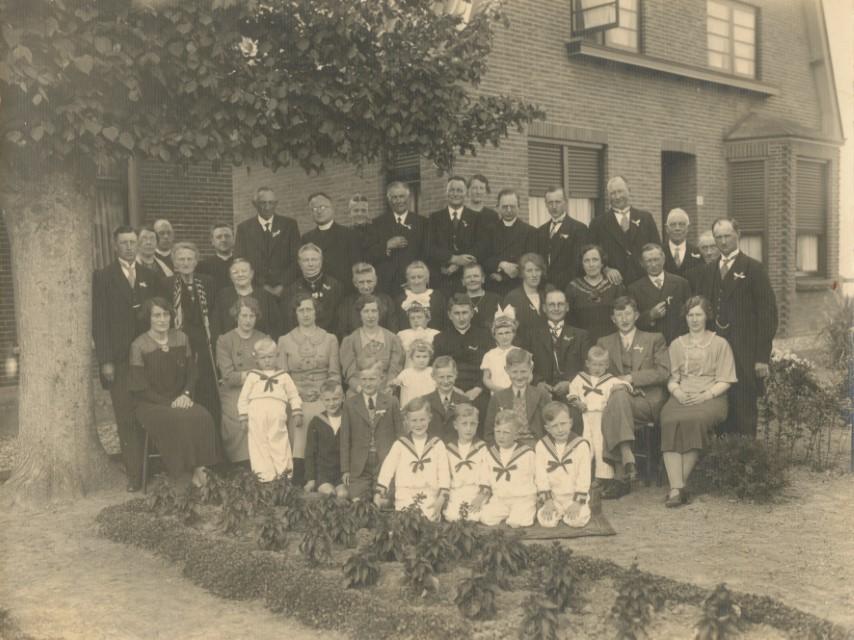 Priesterwijding in Kwintsheul