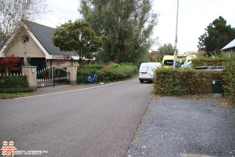Fietser gewond bij ongeluk Nolweg