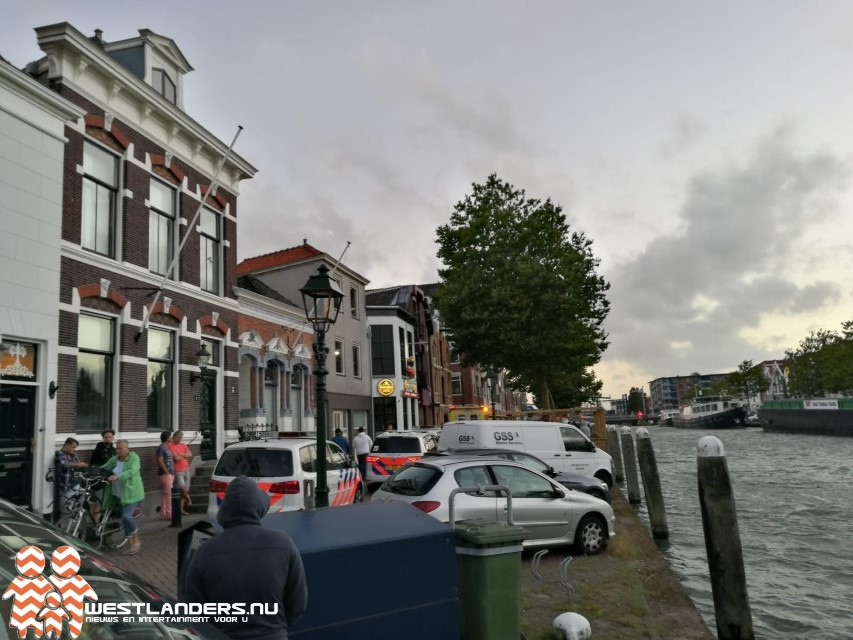 Twee gewonden bij vechtpartij Haven Maassluis