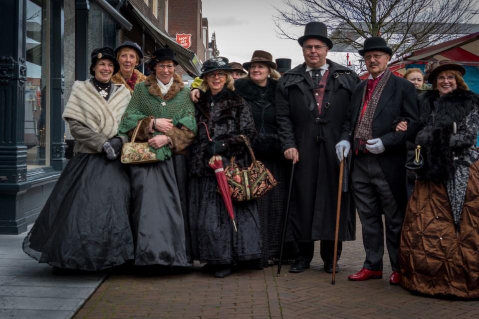 Dit jaar geen Kerstmarkt in het Stadshart van Maassluis