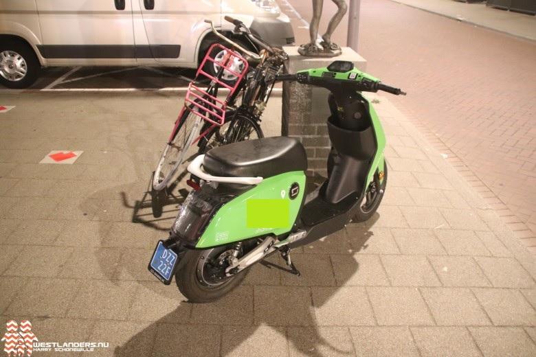 Beleid college aangaande deelscooters in Maassluis