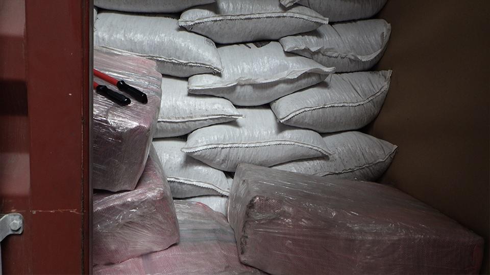 390 kilo cocaïne tussen lading cacaobonen