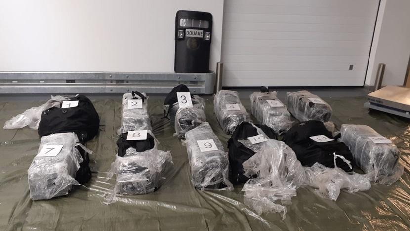 Douane vindt 400 kilo cocaïne tijdens controle