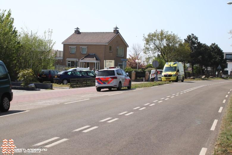 Licht gewonde bij dubbel ongeluk Plaats Langeveld