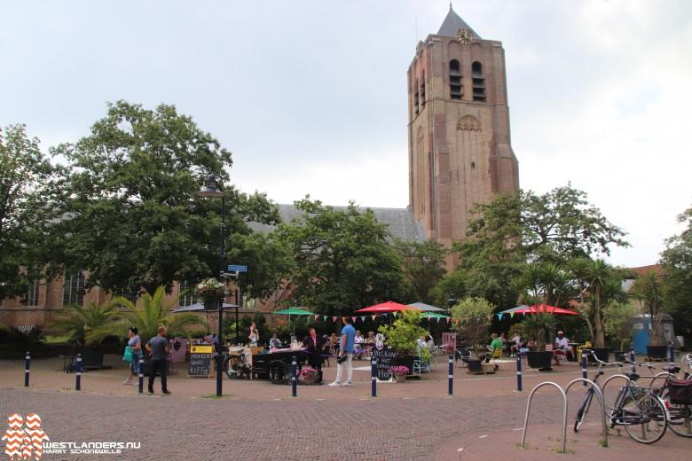 Collegevragen over cameratoezicht op Kerkplein Monster