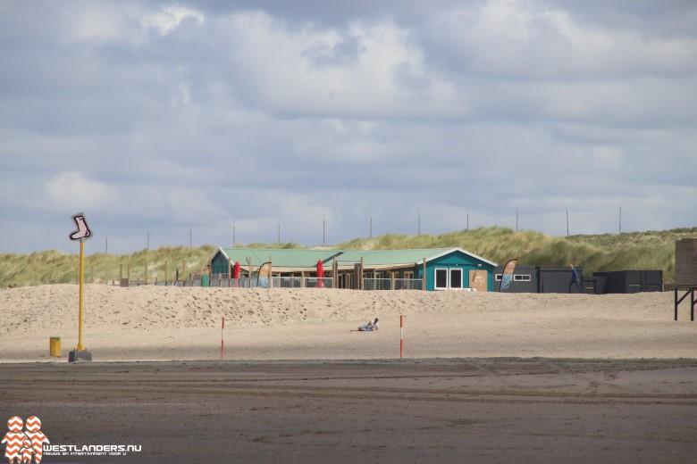 Strandpaviljoens mogen opnieuw overwinteren