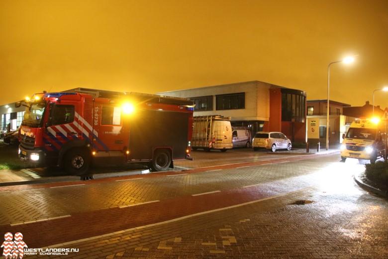 Medische noodsituatie aan de Havenstraat