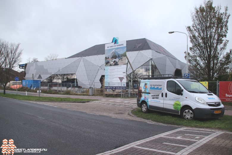 Impressie nieuwe zwembad de Boetzelaer