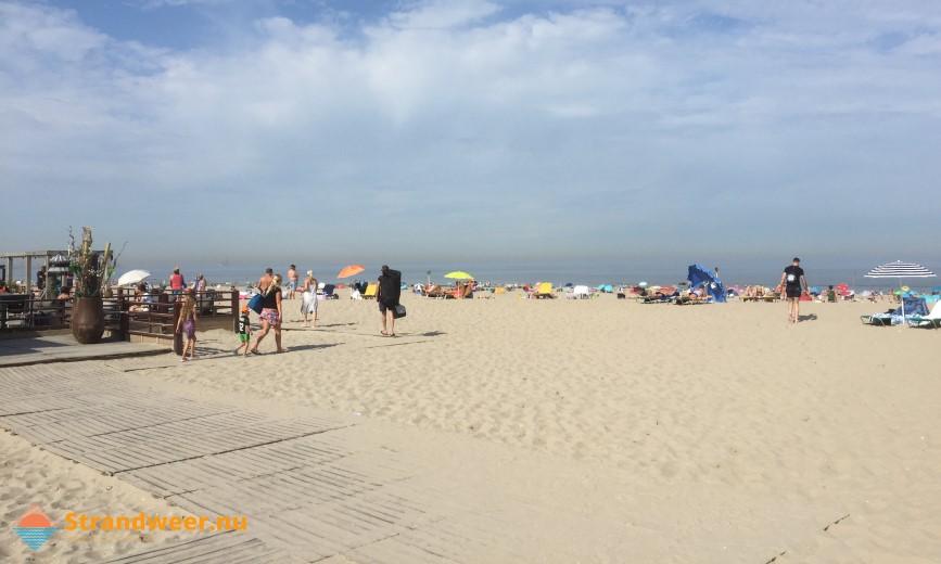 Heel Holland bakt....op het strand