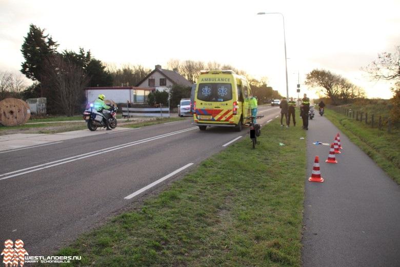 Fietser ernstig gewond bij ongeluk Haagweg