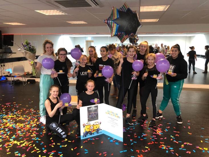 PurePurple plaatst zich voor Europees Kampioenschap UDO
