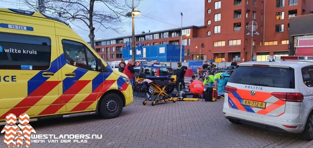 Man zwaar gewond na ruzie bij Patijnenburg