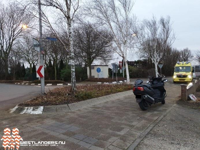 Automobilist aangehouden na ongeluk met motorrijder
