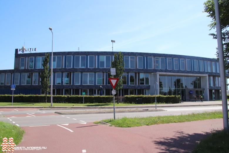 Insluiping bij woning in Den Hoorn