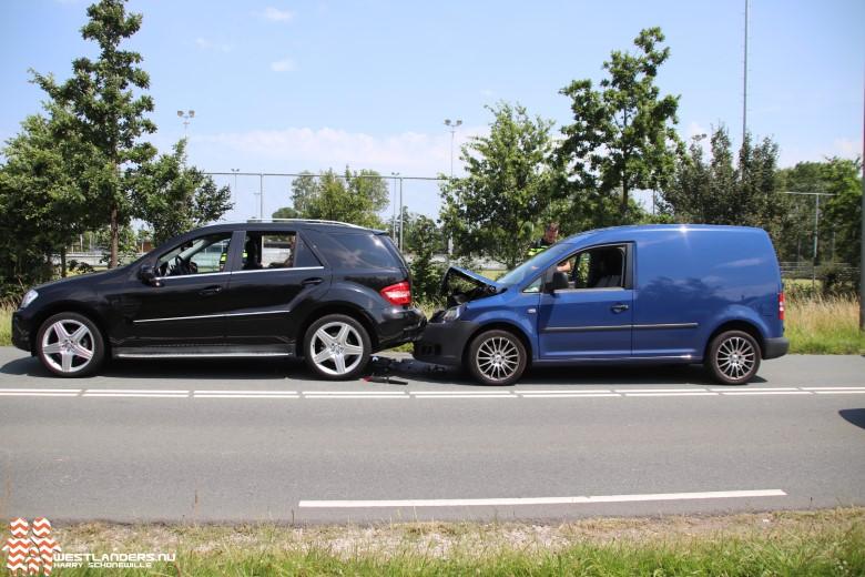 Ongeluk op de Galgeweg