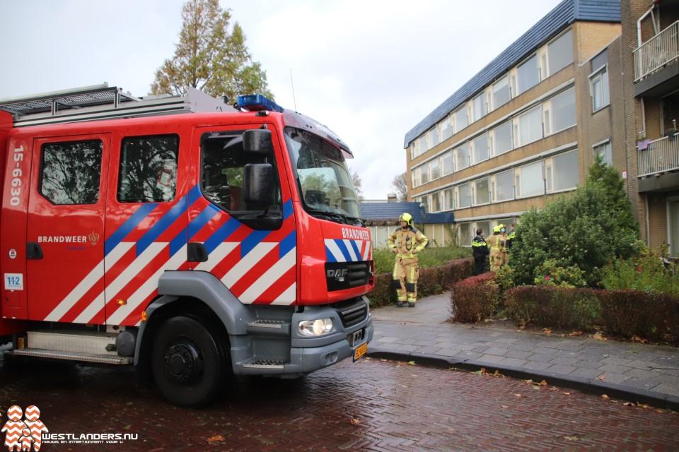 Brandweer in actie na afgaan koolmonoxide-melder