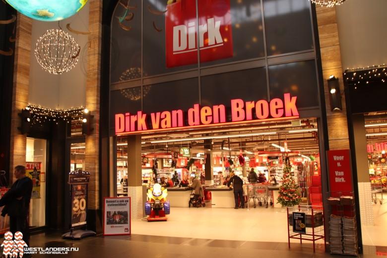 Reactie college inzake strijd winkelwagens Dirk van den Broek