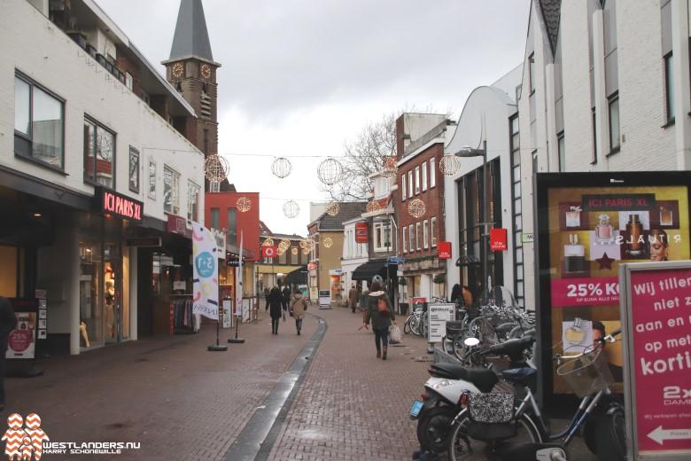 Overlast jongeren in centrum Naaldwijk aangepakt