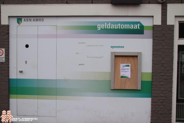 ABN AMRO sluit kantoor in Naaldwijk