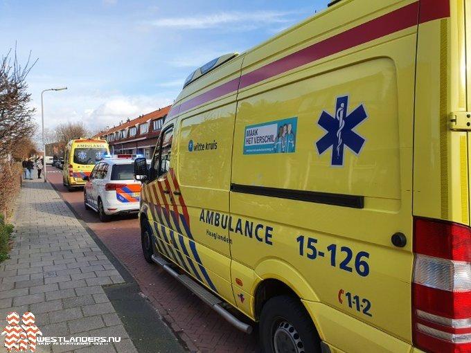 Medische noodsituatie in Naaldwijk
