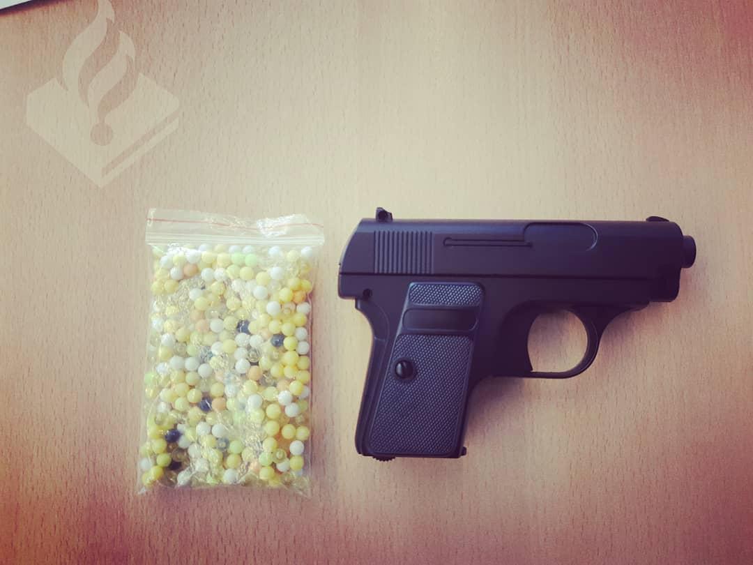 Aanhouding na melding vuurwapen in Poeldijk