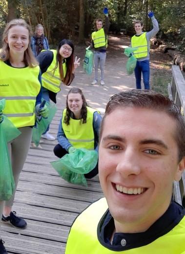 Jongerenraad Westland wil af van de wegwerpcultuur