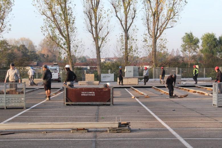 Inzet militairen voor bemanning XL-teststraten in Rotterdam