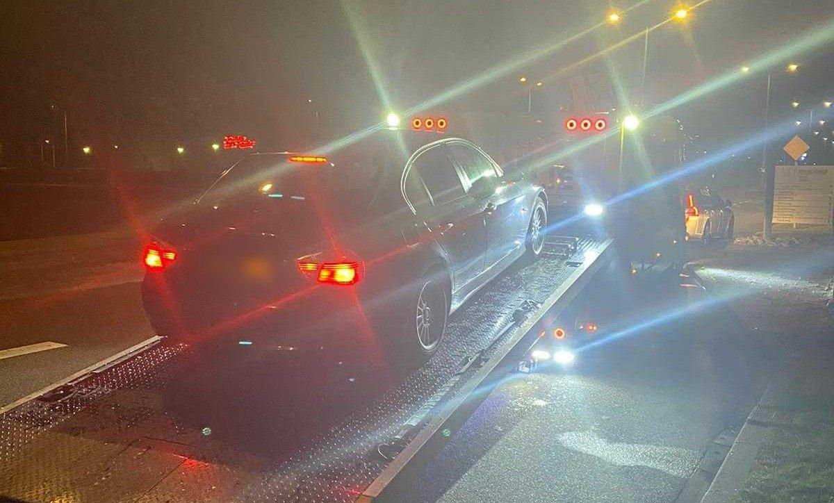 Snelheidsduivel raakt rijbewijs kwijt