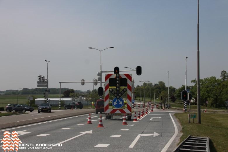 Verkeersstremmingen in Midden Delfland