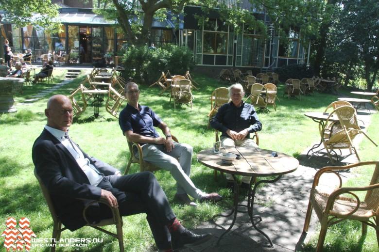 Wethouder ten Have en KHN bezoeken 7 horecazaken